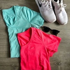 Nike Dri-fit tee shirt bundle
